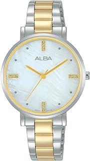 ALBA Ladies Hand Watch - Fashion - Stainless Steel Bracelet AH8877X1