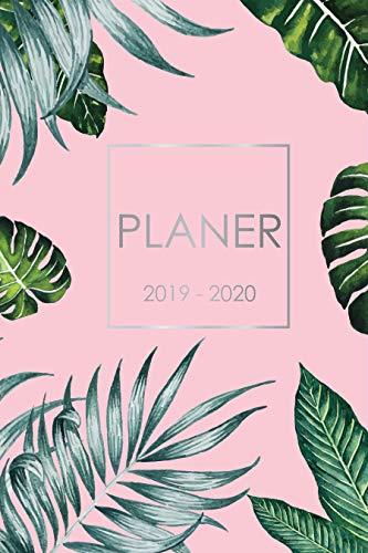 Planer 2020: Wochenplaner A5 |Studienplaner | 365 Tage planen, notieren und erledigen für mehr Klarheit, Struktur & Produktivität | To-Do-Listen & Notizfelder ... Woche | Sep 2019 - Dez 2020 (German Edition)