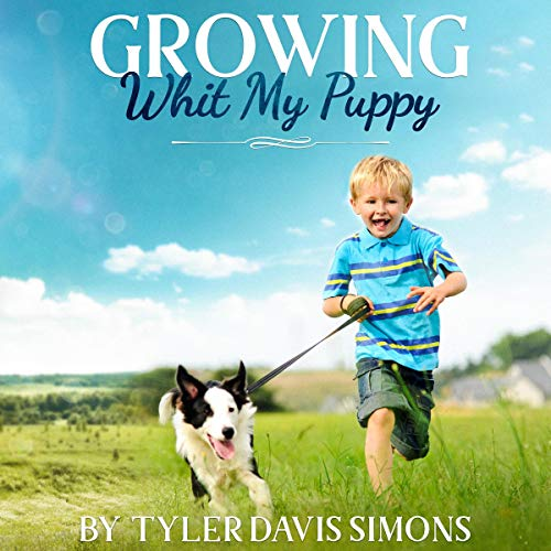 Growing with My Puppy cover art