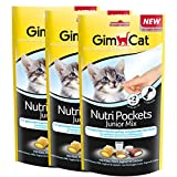 GimCat Nutri Pockets Junior Mix