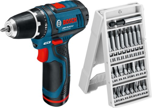 Bosch 0 601 868 104 power screwdriver/mpact driver Blau 1300 RPM - Power Screwdrivers & Impact Drivers (10,8 V, Lithium-Ion (Li-Ion), 800 g, 1300 RPM, Batterie/Akku)