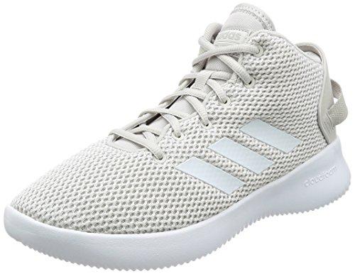 adidas Herren Cf Refresh Mid Fitnessschuhe, Graue grau Ftwbla grau, 41 1/3 EU