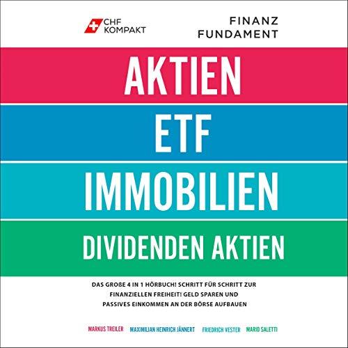 Finanz Fundament - Aktien / ETF / Immobilien / Dividenden Aktien Titelbild
