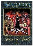 Unbekannt Posterfahne Iron Maiden   615