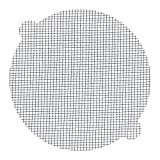 Disposable Hair Catcher Shower Drain Floor Sink Strainer Filter Mesh with Stickers for Bathroom and Kitchen 30 Pack Round Grey