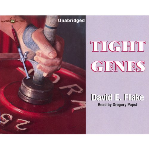 Tight Genes audiobook cover art