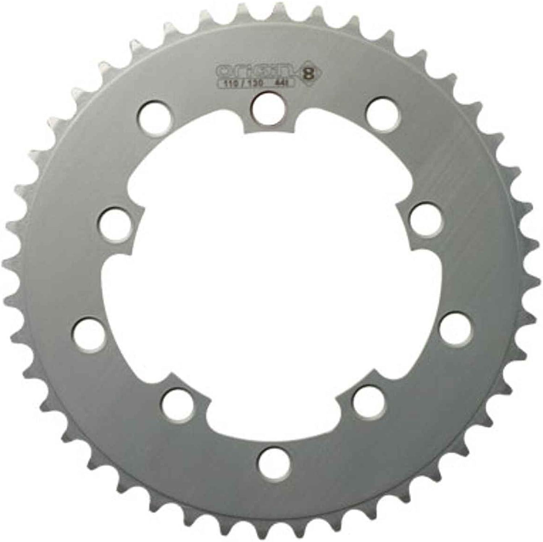 (44t, 110 130 BCD, 1 8, Silver) - Origin8 BMX   Singlespeed   Fixie Chainrings