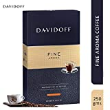 Davidoff Cafe Fine Aroma Ground Coffee, 8.8 Ounce Package