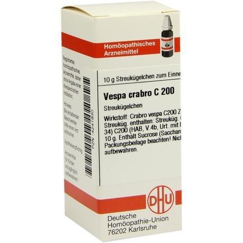 VESPA CRABRO C 200 Globuli 10 g