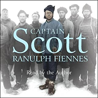Captain Scott cover art