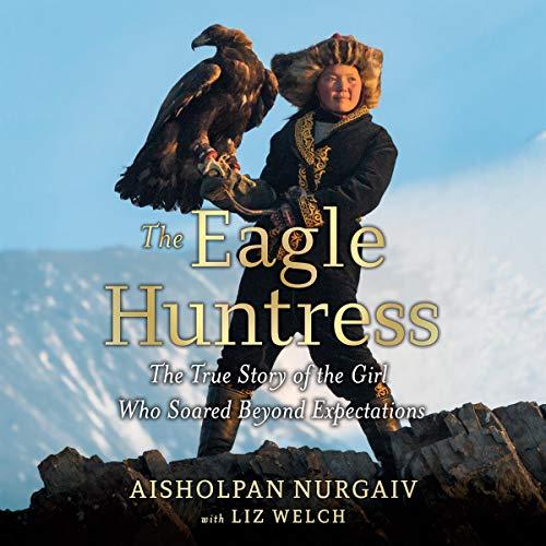 The Eagle Huntress cover art