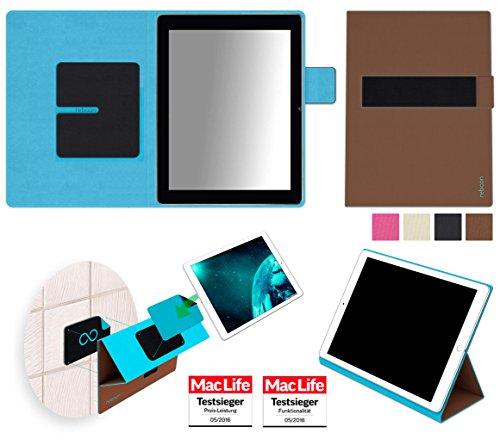 Hülle für Blaupunkt Endeavour 1000 HD Tasche Cover Hülle Bumper | in Braun | Testsieger