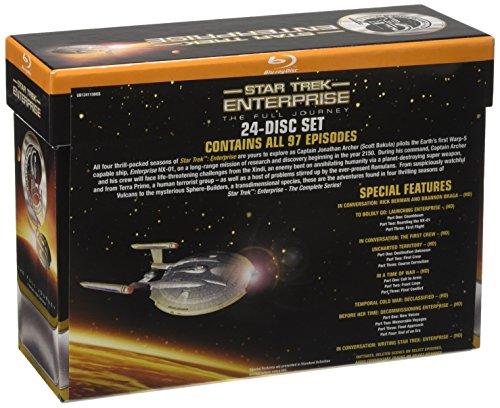 Star Trek: Enterprise: The Full Journey [Blu-ray] [Region Free]