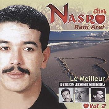 Cheb Nasro, Le meilleur du prince de la chanson sentimentale Vol.2
