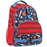Stephen Joseph girls Sports Backpack, Sports, One Size US