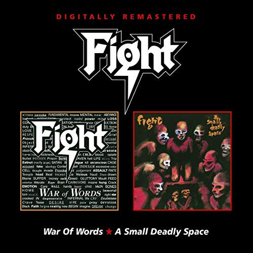 Fight: War of Words/A Small Deadly Space (Audio CD)