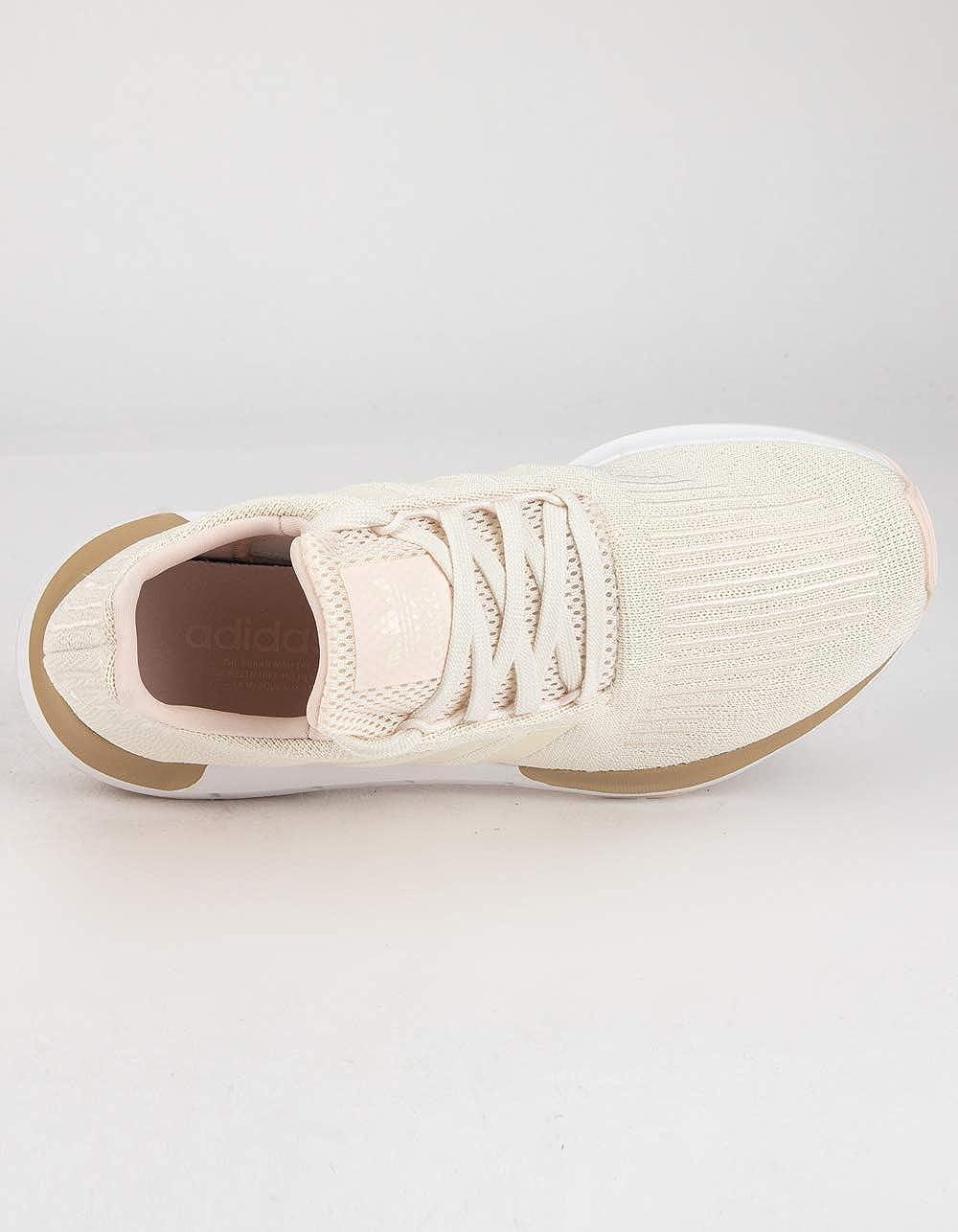 Adidas Swift Run Cloud White Shoes Amazon Co Uk Shoes Bags