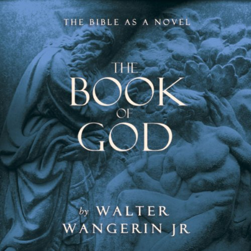 The Book of God audiobook cover art