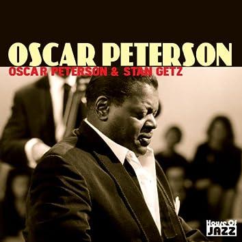 Oscar Peterson: Oscar Peterson & Stan Getz