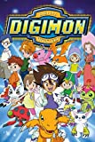 DIGIMON: Japanese Anime Notebook, 6 x 9- 100 Blank Pages - Anime Journal, Otaku Gift Notebook, Journal College Diary, Gift For Boys, Girls, Artists & Adults