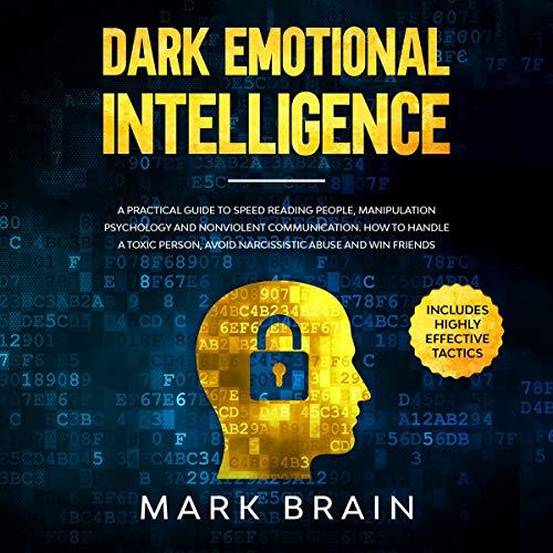 Dark Emotional Intelligence  By  cover art