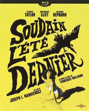 De repente, el último verano / Suddenly, Last Summer [ Origen Francés, Ningun Idioma Espanol ] (Blu-Ray)