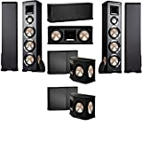 BIC Acoustech PL-980 7.0 Home Theater System-NEW!!