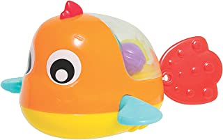 Playgro Paddling Bath Fish, Baby Infant Toddler Toy, Pack of 1