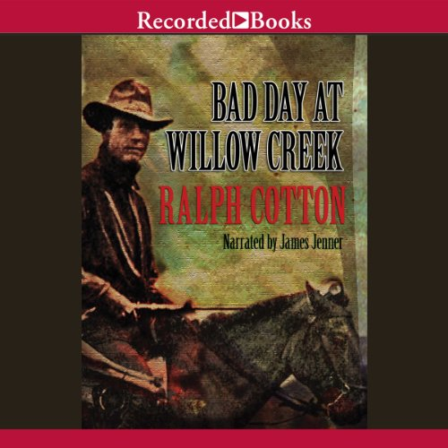 Bad Day at Willow Creek audiobook cover art