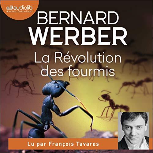 Couverture de La Révolution des fourmis