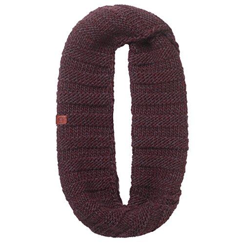 Original Buff Knitted Infinity Dean, Unisexe Adulte M Noir