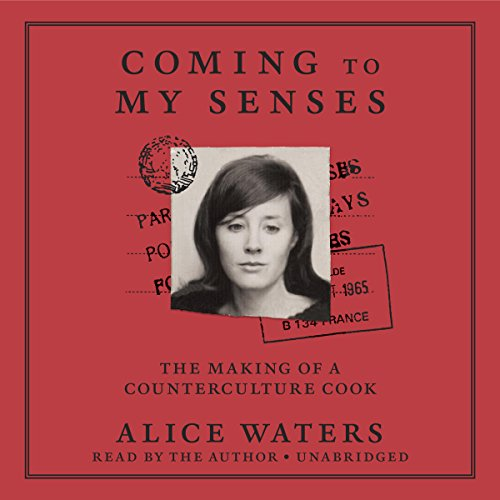 Coming to My Senses audiobook cover art