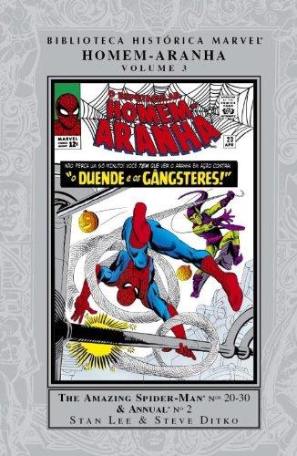 Biblioteca Historica Marvel - Homem Aranha: 3