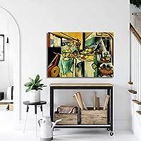 アンリ・マティス壁アート寝室リビング部屋装飾マティスポスターパネル家玄関フォーヴィスム画像壁装飾マティス絵画版画キャンバス Spt-T4-156