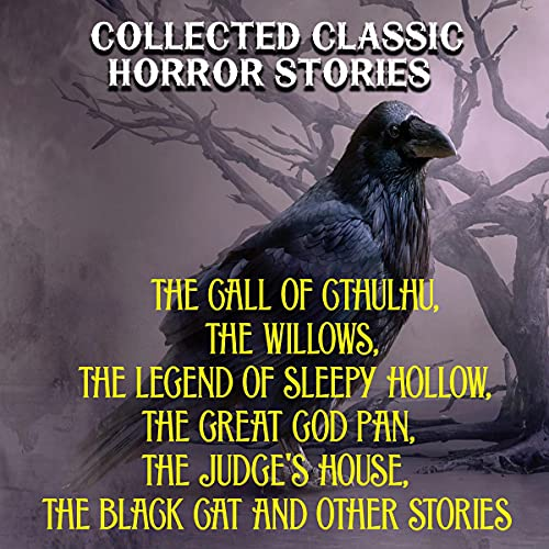 『Collected Classic Horror Stories』のカバーアート