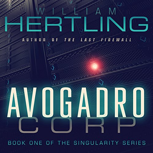 Avogadro Corp audiobook cover art