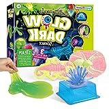 bozitian Kit para Hacer Slime, Juguetes Science Slime, para Hacer Slime Suave Y Brillante, Frasco De Lava Brillante Y Más, para Estimulación Sensorial Y Táctil