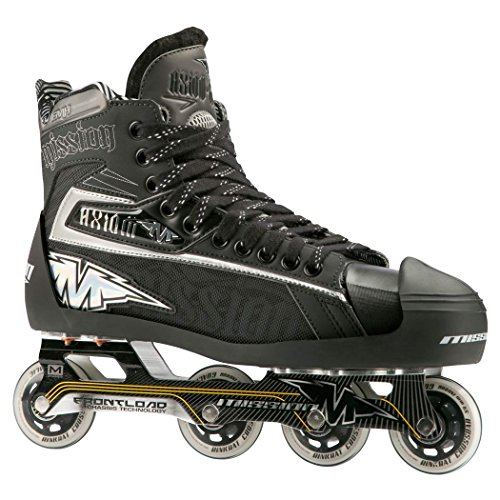 MISSION Torwart Inliner Axiom G7 Senior Skate Größe 6 (EU40.5)