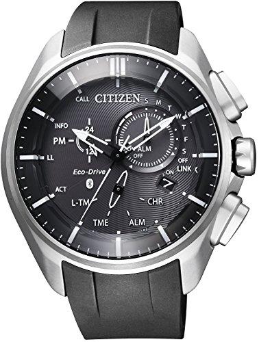 [シチズン] 腕時計 エコ・ドライブ ブルートゥース BZ1040-09E スーパーチタニウムモデル メンズ