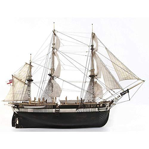 Occre 12004 Barco HMS Terror Montar