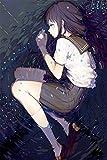Pintura Por Número Para Adultos Niños Principiantes Pintar Al Óleo Kit Anime Con Pinceles Y Pinturas Para La Decoración De La Pared De La Casa 40 X 50 Cm Con Marco