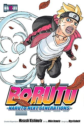 Boruto: Naruto Next Generations, Vol. 12 (12)