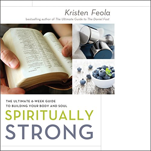 Spiritually Strong audiobook cover art