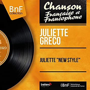 "Juliette ""New style"" (Mono Version)"