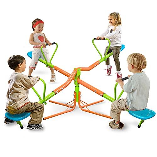 Pure Fun Kids 360-Degree Quad...