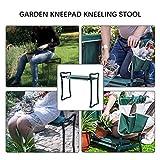 Zoom IMG-1 inginocchiatoio da giardino sgabello giardinaggio