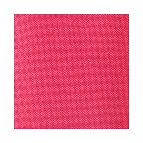 Neoxxim 2,57€/m² - Markisenstoff Meterware wasserdicht Segeltuch 600d pink 50 x 152 cm aussen Outdoor Stoff PVC Nylon Gewebe wasserfest beschichtet reißfest