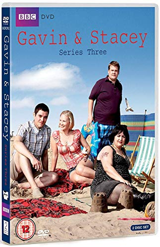 Gavin And Stacey : Complete Series 3 [DVD] by Mathew Horne