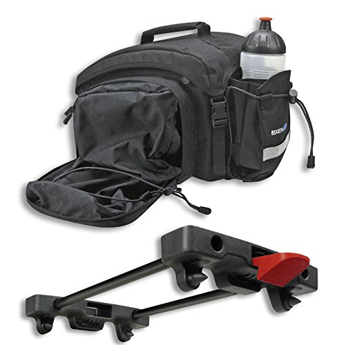 KLICKfix fietstas Rackpack 1 Plus voor Rackt
