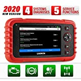 LAUNCH OBD2 Scanner CRP129X Car Code Reader Scan Tool for ABS SRS Transmission